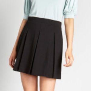 "NWT! Modcloth ""A For Effort Mini Skirt"""
